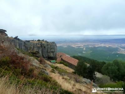 Parque Natural del Moncayo; rutas sierra madrid valle de la barranca ruta senderismo